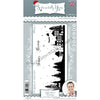 Phill Martin - Sentimentally Yours - Night Before Christmas DL Silhouette Stamp Set