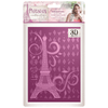 Sara Signature Collection - Parisian - 3D Embossing Folder - Bonjour Paris
