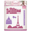 Sara Signature Collection - Parisian - Metal Die - Scenic France