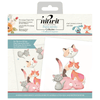 "Nitwit Pawsitivity - 6"" Die-Cut Decoupage Topper Pad - For the Love of Cats"