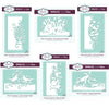 Paper Cuts Festive Edger Die - Bundle Of 6