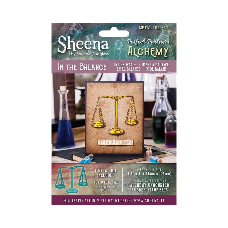 Sheena Douglass Perfect Partner Alchemy Dies - In The Balance