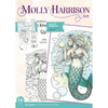 Molly Harrison Photopolymer Stamp - Sea of Bubbles