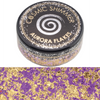 Cosmic Shimmer Aurora Flakes - Purple Dawn - 50ml