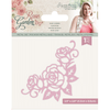 Sara Signature Collection - Rose Garden - Metal Die - Rose Corner