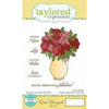 Taylored Expressions Stamps - Rose Bouquet
