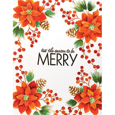 Penny Black Stamps - Merry Builder - 30-619