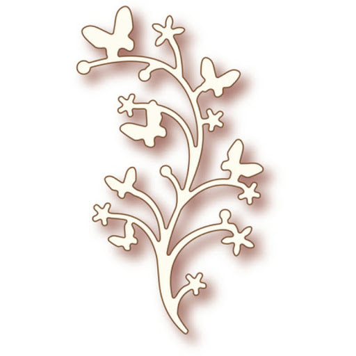 Wild Rose Studio Dies - Butterfly Burst - SD012