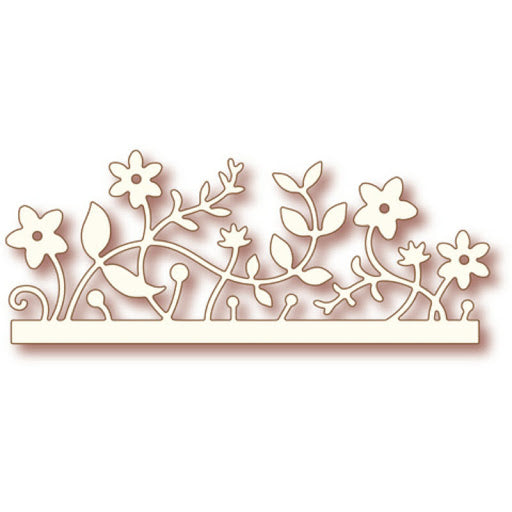 Wild Rose Studio Dies - Woodland Border - SD015