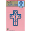 Nellie Snellen Shape Blue Dies - Cross Easter