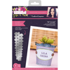 Sharon Callis Crafts Dies - Sensational Succulents - Lila China