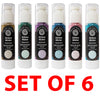 Cosmic Shimmer Pearlescent Airless Misters - Set Of 6