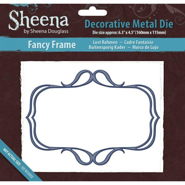 Sheena Douglass Metal Dies: Fancy Frame