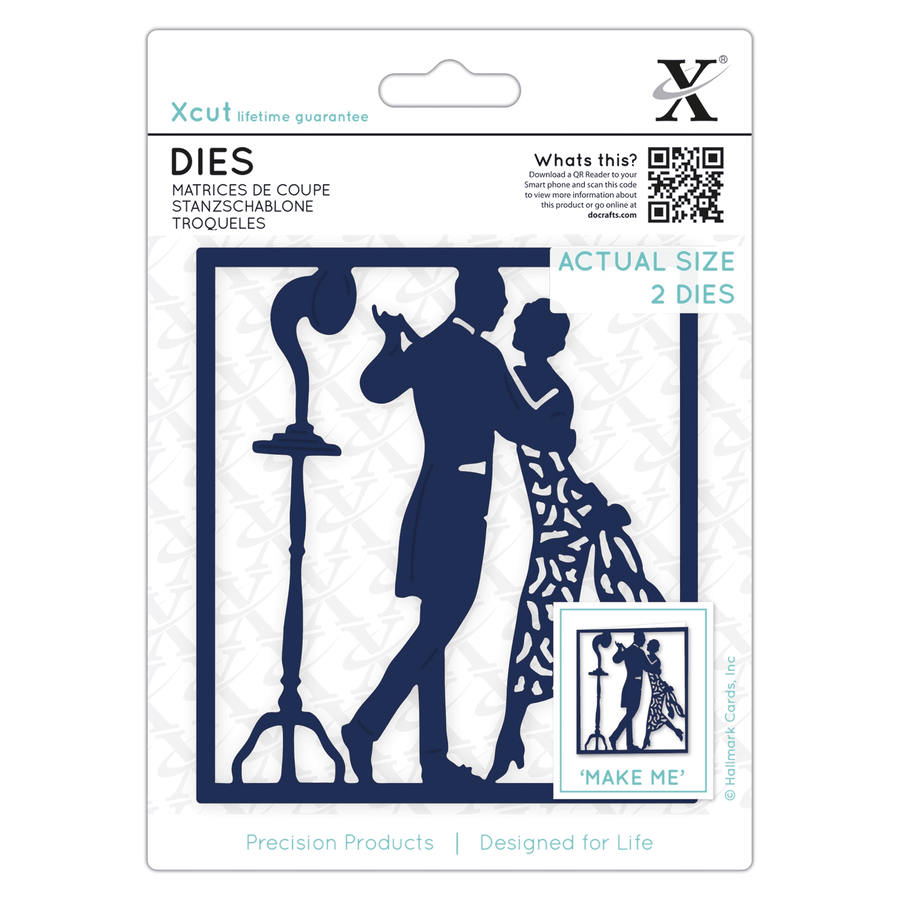 X-Cut Dies: Dies - 1920's Dances (XCU 503094)