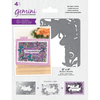 Gemini by Crafters Companion - Stamp & Die - Butterfly Frame