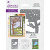 Gemini by Crafters Companion - Stamp & Die - Natural Beauty