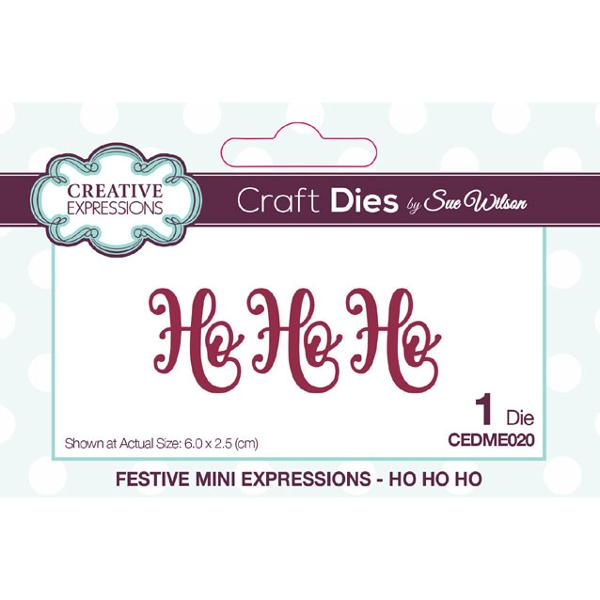 Sue Wilson Dies - Festive Collection Ho Ho Ho - CEDME020