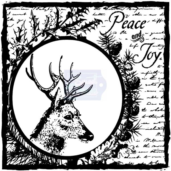 Sweet Dixie Stamps - Peace and Joy