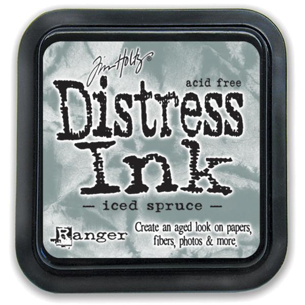 Tim Holtz Distress Ink Pads: Iced Spruce