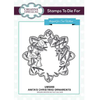 Sue Wilson Stamps To Die For - Anita's Ornaments Pre cut Stamp - UMS890