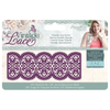 Sara Signature Collection by Crafters Companion - Vintage Lace - Metal Die - Chantilly Lace Border
