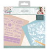 Sara Signature Collection by Crafters Companion - Vintage Lace - Rub Ons