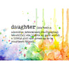 Visible Image Stamp - Daughter Definition