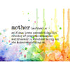 Visible Image Stamp - Mother Definition