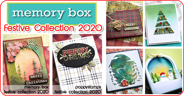 Memory Box Festive Collection 2020