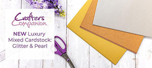 Crafters Companion Luxury Cardstock