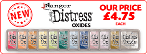 Tim Holz Ranger Distress Oxide Ink Pads