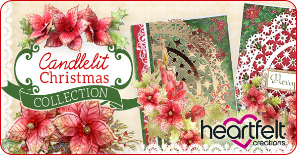 Heartfelt Creations Candlelit Christmas Collection