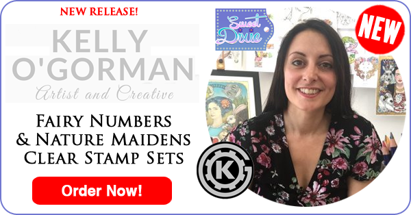 Kelly O'Gorman Stamps