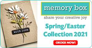 Memory Box & Poppystamps Spring Collection
