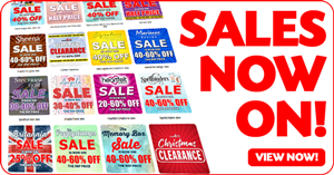 Sales Now On