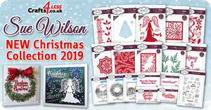 Sue Wilson Christmas Collection 2019