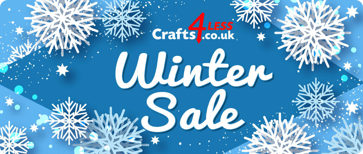 Crafts 4 Less Winter Sale