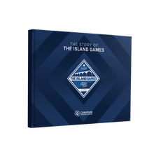 Load image into Gallery viewer, The Island Games Hardcover Book