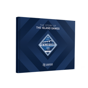 The Island Games Hardcover Book