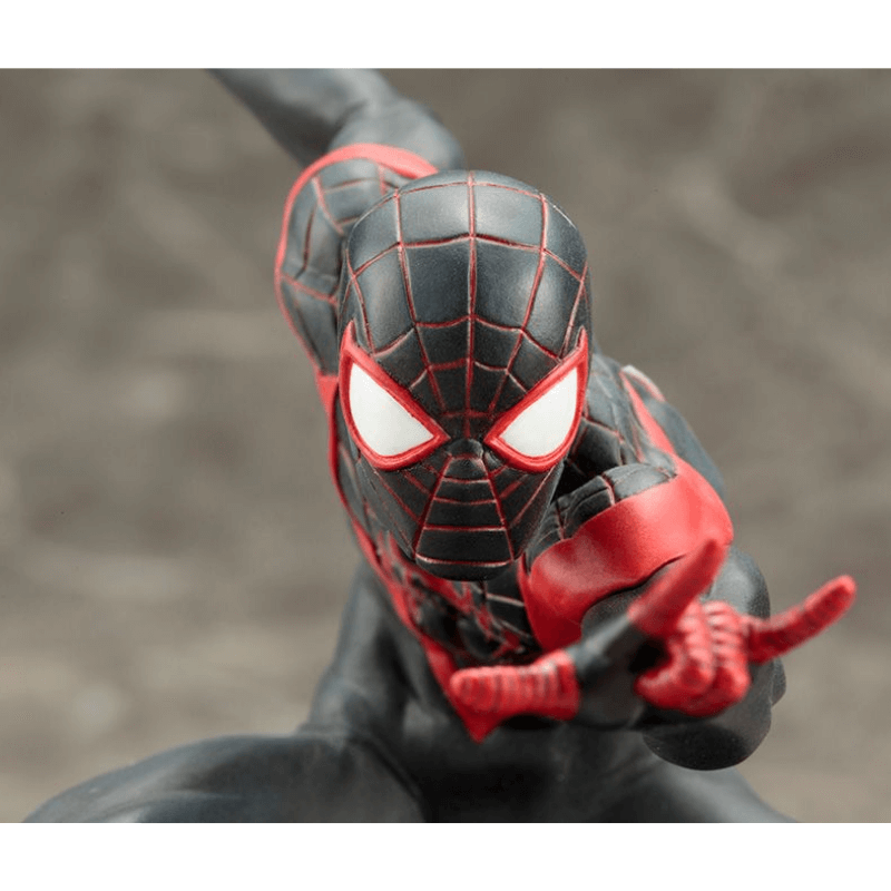 Statue - Marvel: Ultimate Spider-Man Miles Morales by Kotobukiya ARTFX+