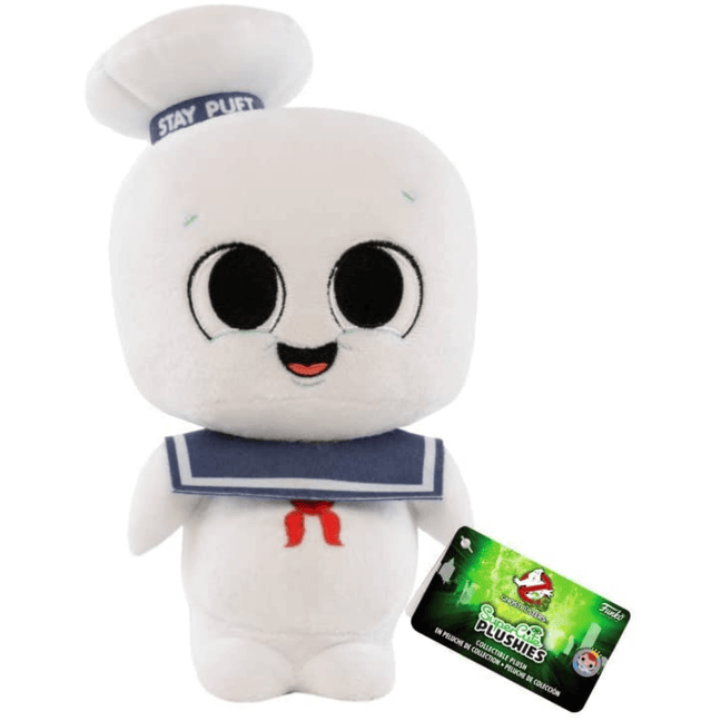 stay puft plush toy