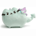 "Plush - Pusheen: 13"" Green Dragonsheen Squeezer with Wing Movement"