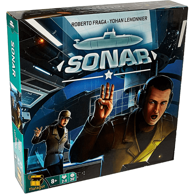 sonar family board game