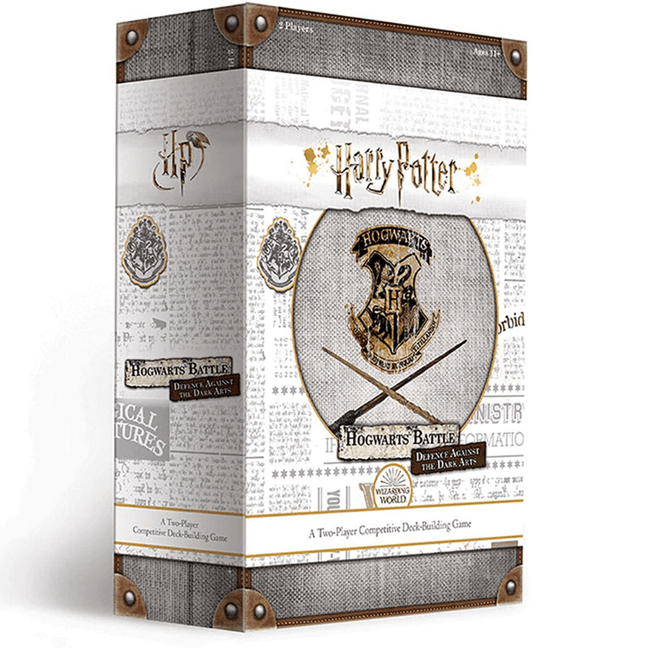 harry potter hogwarts battle defense against the dark arts rules