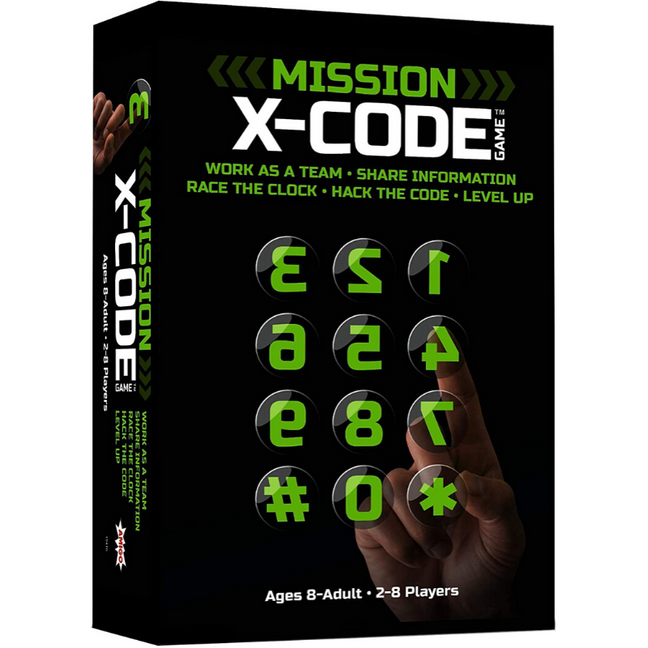 mission x code game rules