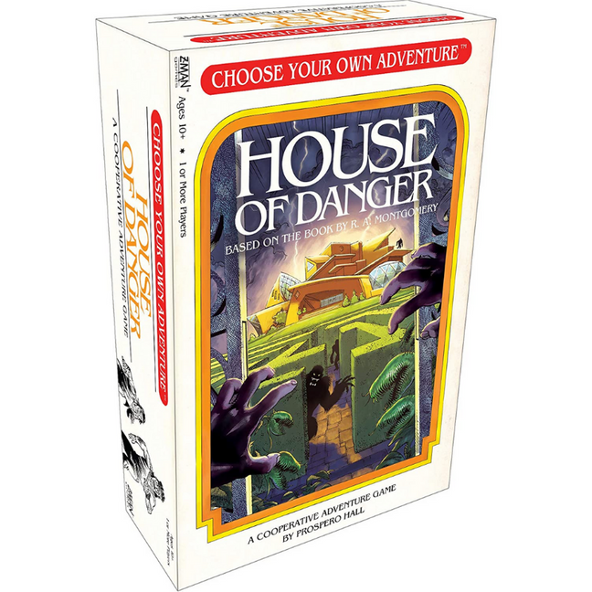 Game - Choose Your Own Adventure: House of Danger
