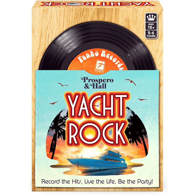 Game - Yacht Rock: Record the Hits, Live the Life, Be the Party!