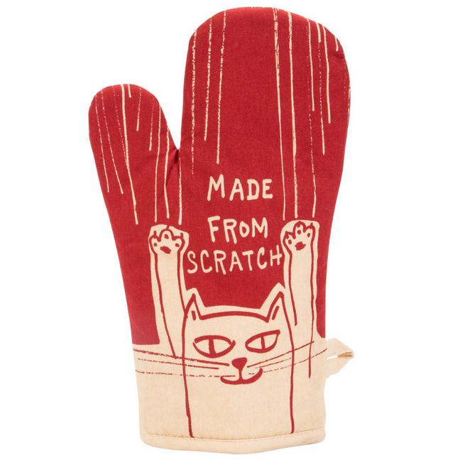 Oven Mitt - Made from Scratch by Blue Q