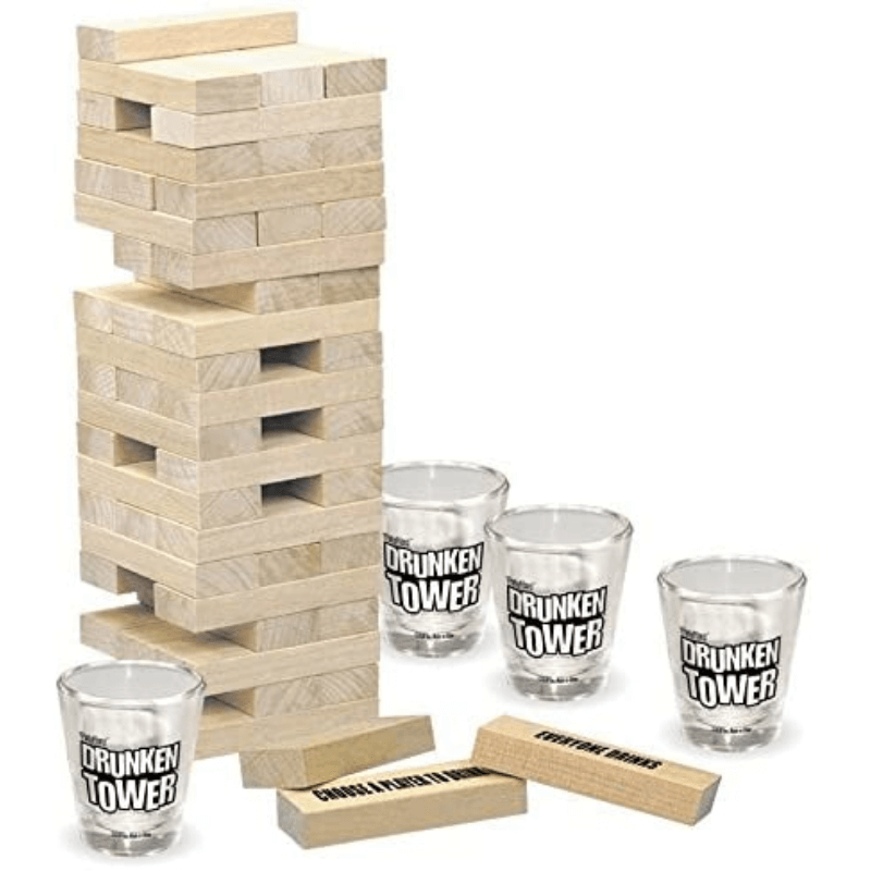 adult party game jenga