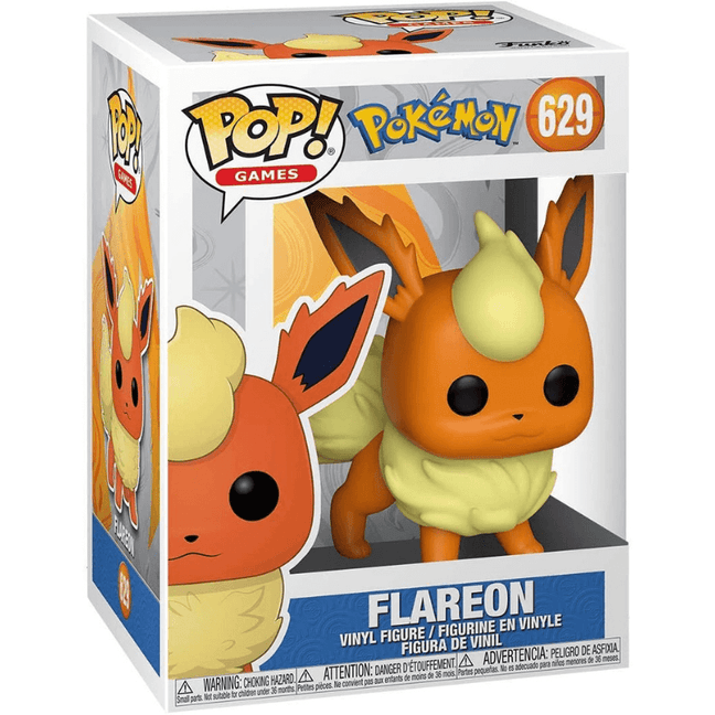 Funko POP! - Pokemon: Flareon #629